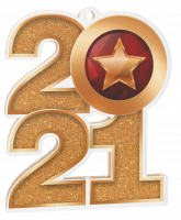Bronze Star 2021 Acrylic Medal