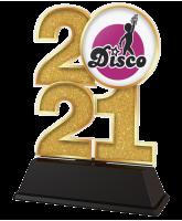 Disco Dance 2021 Trophy
