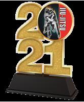 Jiu Jitsu 2021 Trophy