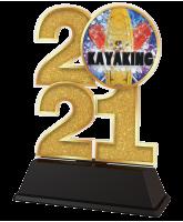 Kayaking 2021 Trophy