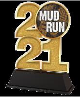 Mud Run 2021 Trophy