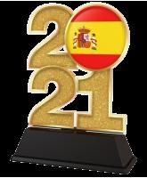Spanish Flag 2021 Trophy