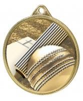 Cricket Classic Texture 3D Print Gold Medal