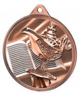 Quiz Knowledge Colour Texture 3D Print Bronze Medal