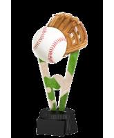 Oxford Baseball Trophy