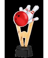 Oxford Tenpin Bowling Trophy