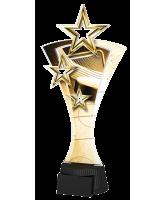 Classic Triple Star Ice Hockey Trophy