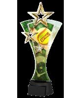 Triple Star Softball Trophy
