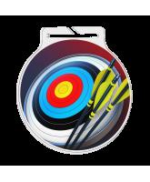 Atlas Archery Acrylic Medal