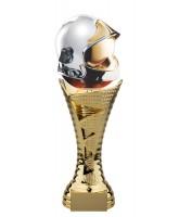 Trieste Firefighter Helmet Trophy