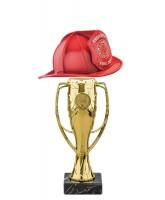 Verona Firefighter Helmet Trophy