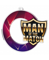 Rio Man of the Match Shield Medal