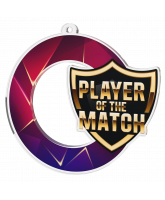 Rio Player of the Match Shield Medal