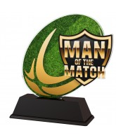 Rio Rugby Man of the Match Trophy