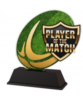 Rio Rugby Player of the Match Trophy