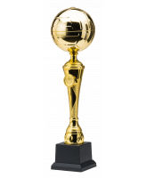 Conte Gold Volleyball Trophy