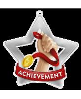 Achievement Mini Star Silver Medal