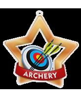 Archery Mini Star Bronze Medal