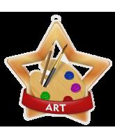 Art Mini Star Bronze Medal