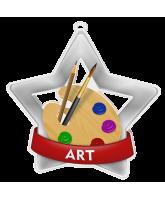 Art Mini Star Silver Medal