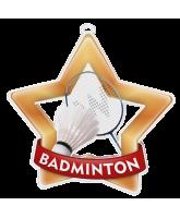 Badminton Mini Star Bronze Medal