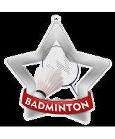 Badminton Mini Star Silver Medal
