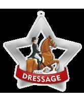 Dressage Mini Star Silver Medal