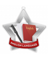 English Language Mini Star Silver Medal