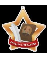 English Literature Mini Star Bronze Medal