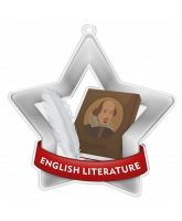 English Literature Mini Star Silver Medal