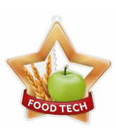 Food Tech Mini Star Bronze Medal