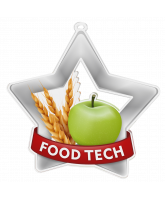 Food Tech Mini Star Silver Medal