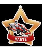 Go Kart Mini Star Bronze Medal