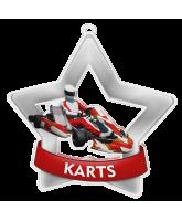 Go Kart Mini Star Silver Medal