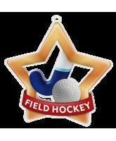 Hockey Mini Star Bronze Medal