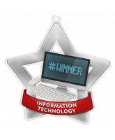 Information Technology Mini Star Silver Medal
