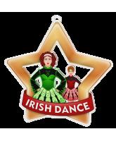 Irish Dance Mini Star Bronze Medal