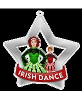 Irish Dance Mini Star Silver Medal