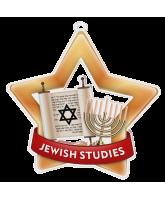 Jewish Studies Mini Star Bronze Medal