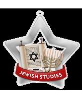 Jewish Studies Mini Star Silver Medal