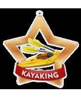 Kayaking Mini Star Bronze Medal