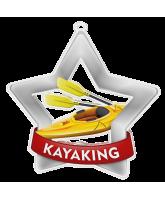 Kayaking Mini Star Silver Medal