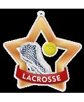 Lacrosse Mini Star Bronze Medal