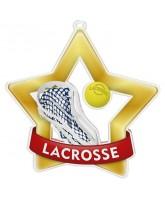 Lacrosse Mini Star Gold Medal