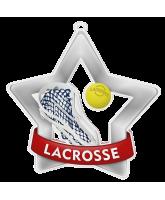 Lacrosse Mini Star Silver Medal