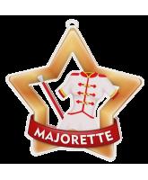 Majorette Mini Star Bronze Medal
