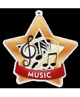 Music Mini Star Bronze Medal