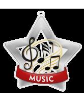 Music Mini Star Silver Medal