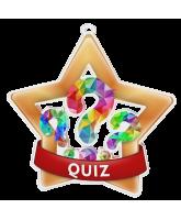 Quiz Mini Star Bronze Medal
