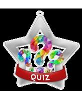 Quiz Mini Star Silver Medal
